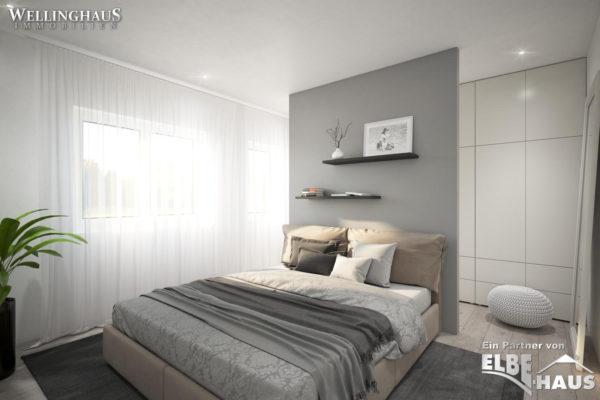 ELBE-Haus Bungalow JL-3-153 Schlafen