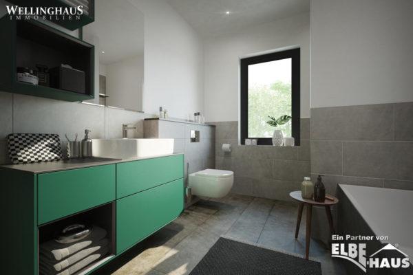 ELBE-Haus Junges Leben JL-6-119 Bad