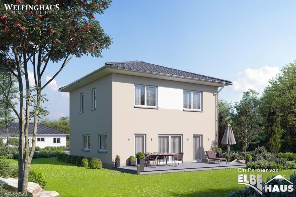 ELBE-Haus Junges Leben JL-6-119 Terrasse