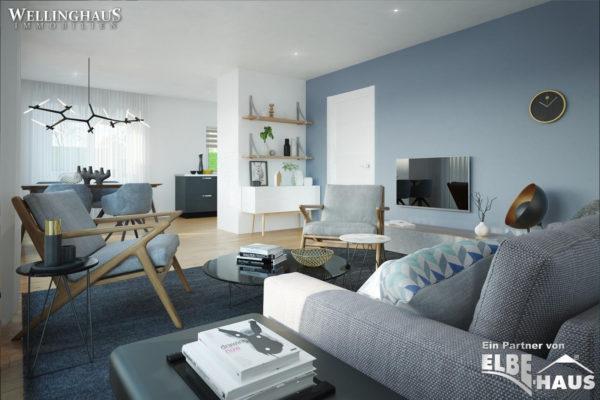 ELBE-Haus Junges Leben JL-6-119 Wohnen